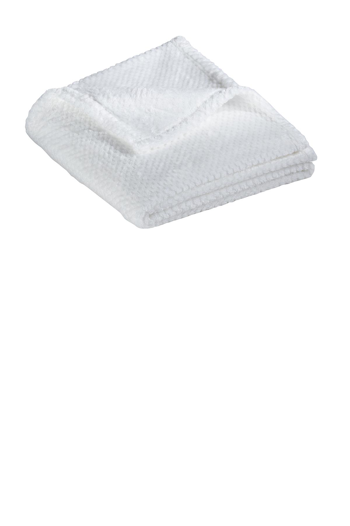 Port Authority BP35 - Plush Texture Blanket