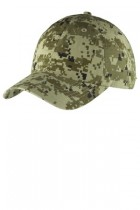 Port Authority® C925 - Digital Ripstop Camouflage Cap
