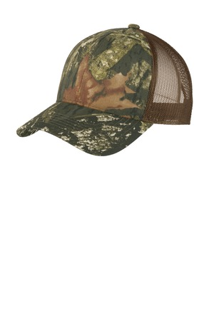 Port Authority® C930 - Structured Camouflage Mesh ...