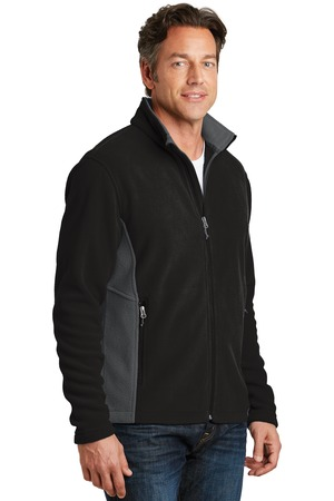Port Authority® F216-Colorblock Value Fleece Jacket