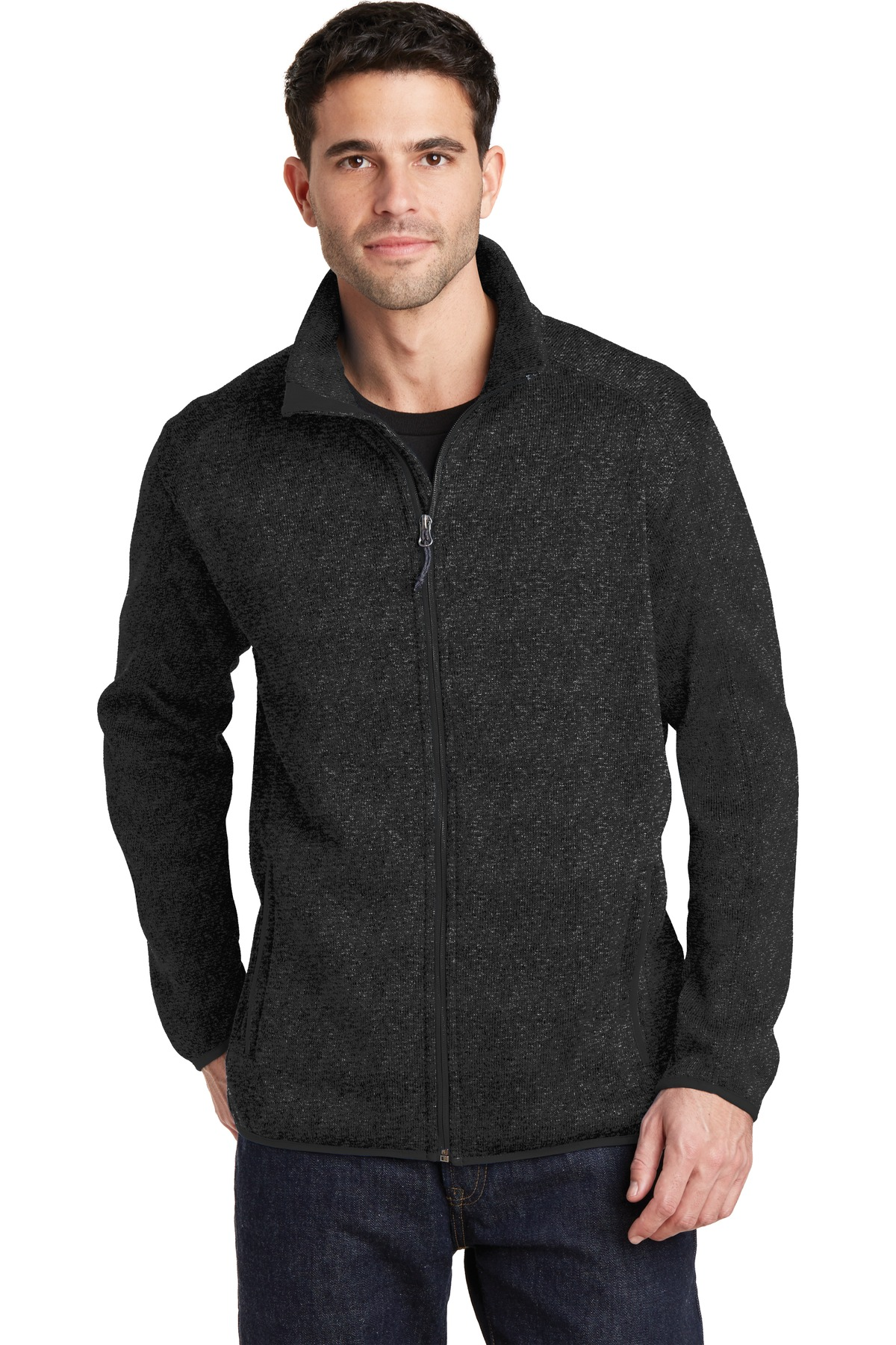 Port Authority  F232 - Sweater Fleece Jacket