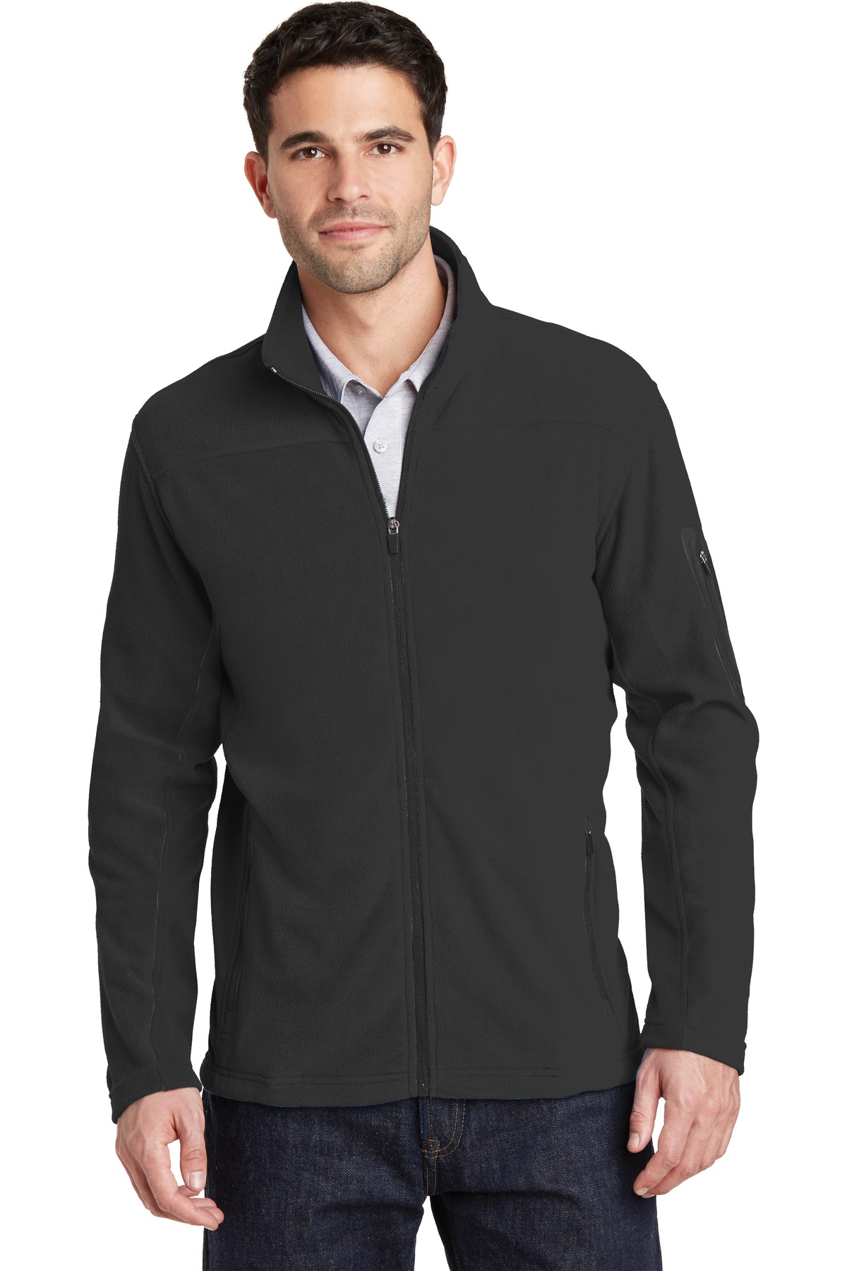 Port Authority  F233 - Summit Fleece Full-Zip Jacket