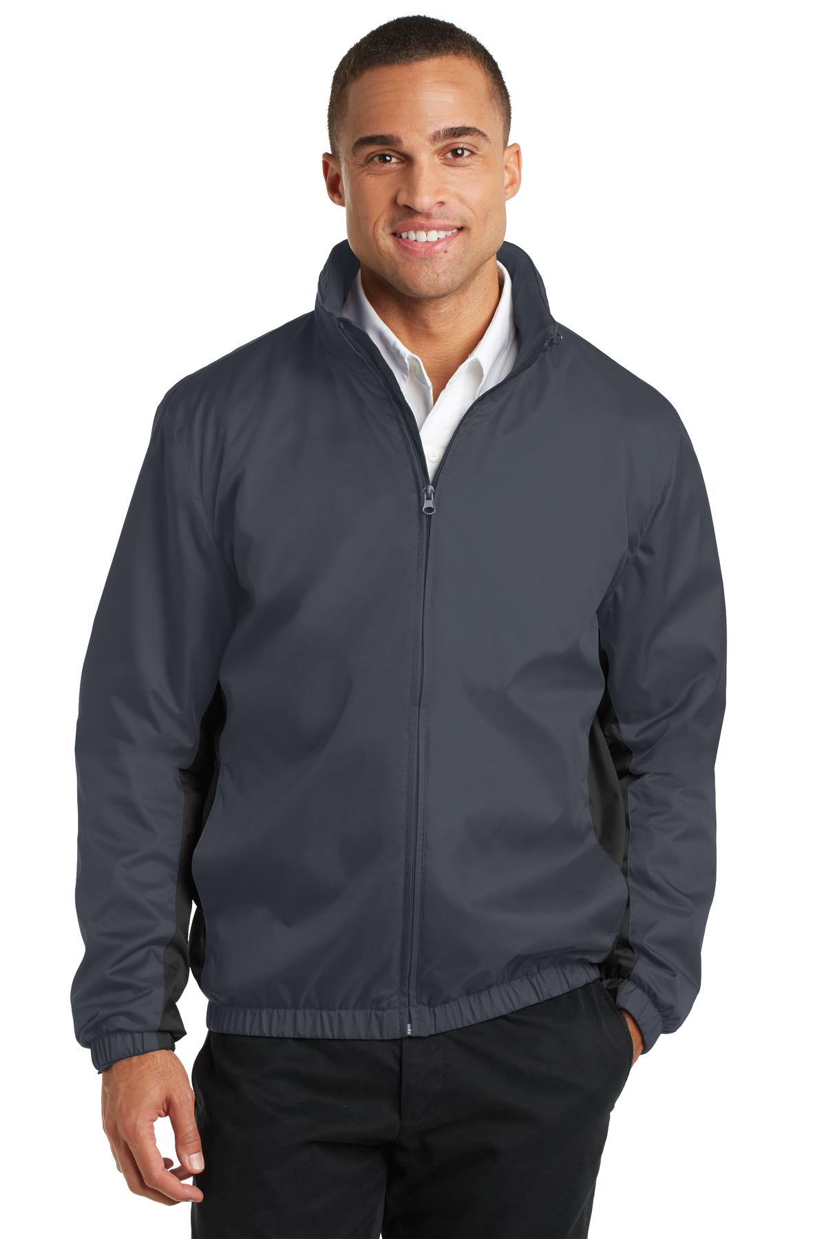 Port Authority  J330 - Core Colorblock Wind Jacket