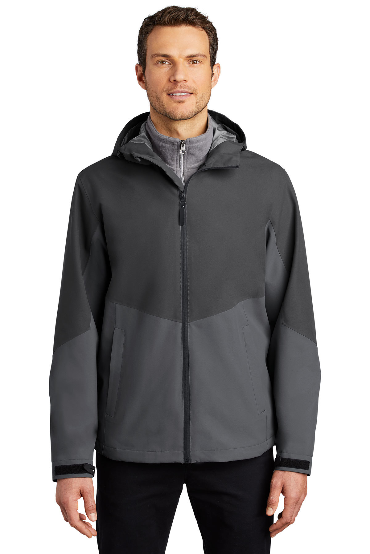 Port Authority J406 - Tech Rain Jacket