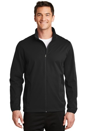 Port Authority® J717 - Active Soft Shell Mens Jacket