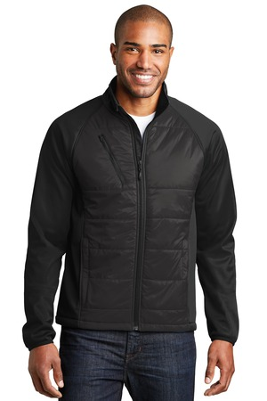 Port Authority® J787 - Hybrid Soft Shell Jacket
