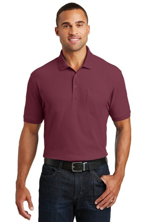 Port Authority K100P - Core Classic Pique Pocket Polo