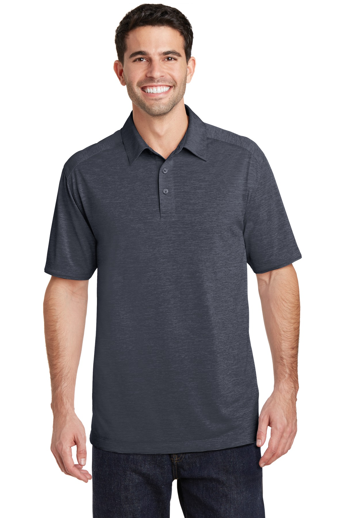 Port Authority  K574 - Digi Heather Performance Polo