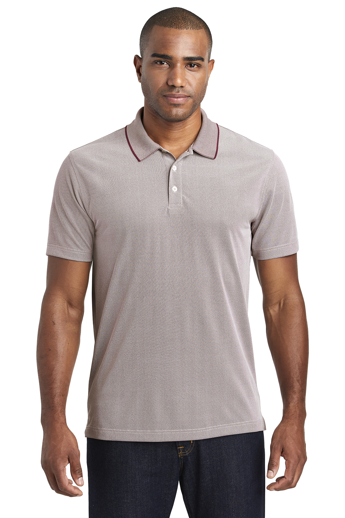 Port Authority K582 - Poly Oxford Pique Polo
