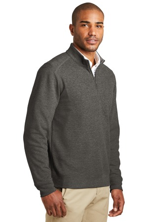 Port Authority® K807-Interlock Quarter Zip Men's ...