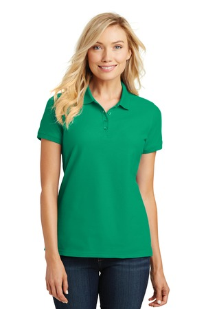 Port Authority L100 - Ladies Core Classic Pique Polo