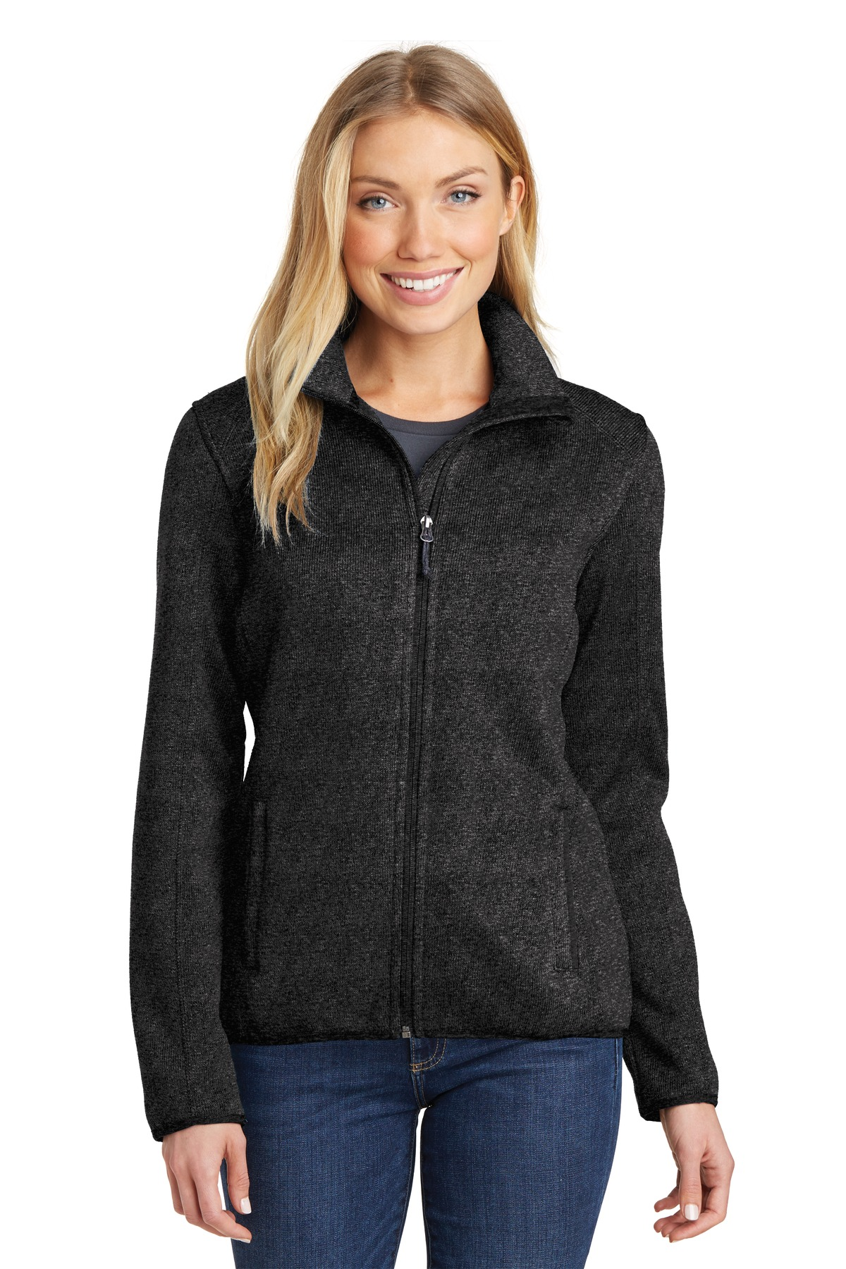 Port Authority  L232 - Ladies Sweater Fleece Jacket