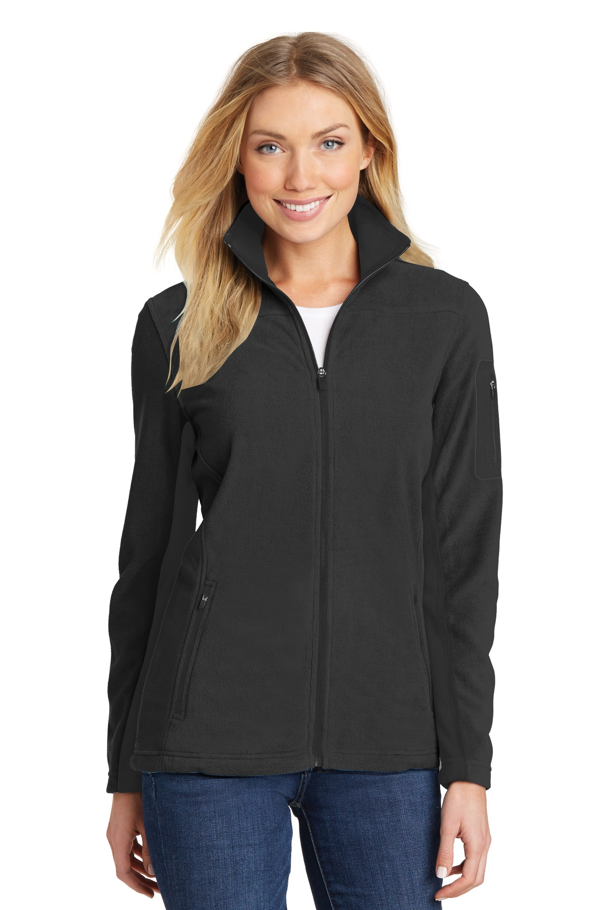 Port Authority  L233 - Ladies Summit Fleece Full-Zip ...