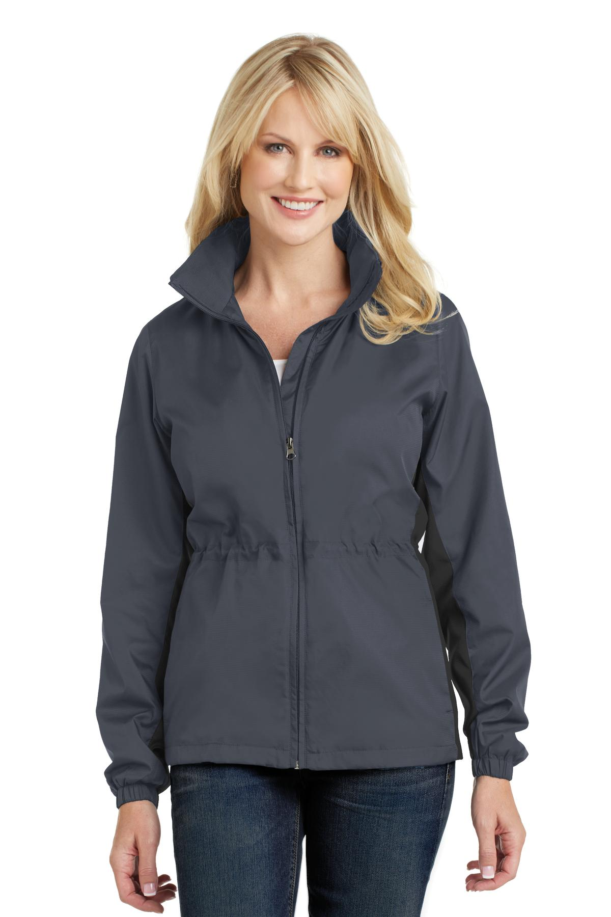 Port Authority  L330 - Ladies Core Colorblock Wind Jacket