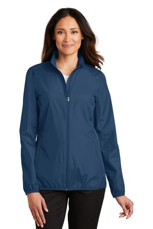 Port Authority® L344 - Ladies Zephyr Full-Zip Jacket