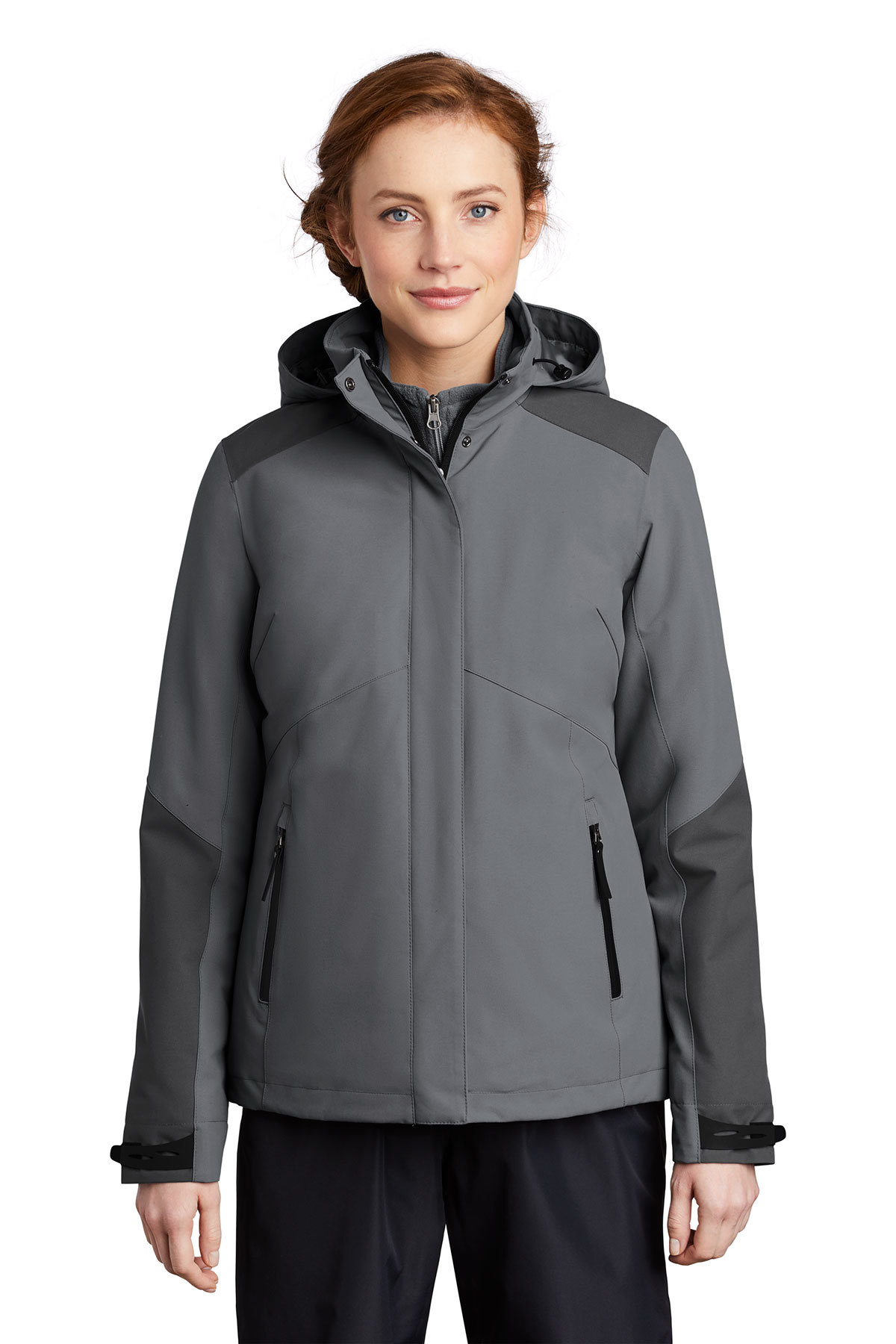Port Authority L405 - Ladies Insulated Waterproof Tech ...