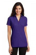 Port Authority® L5001 - Ladies Silk Touch® Y-...