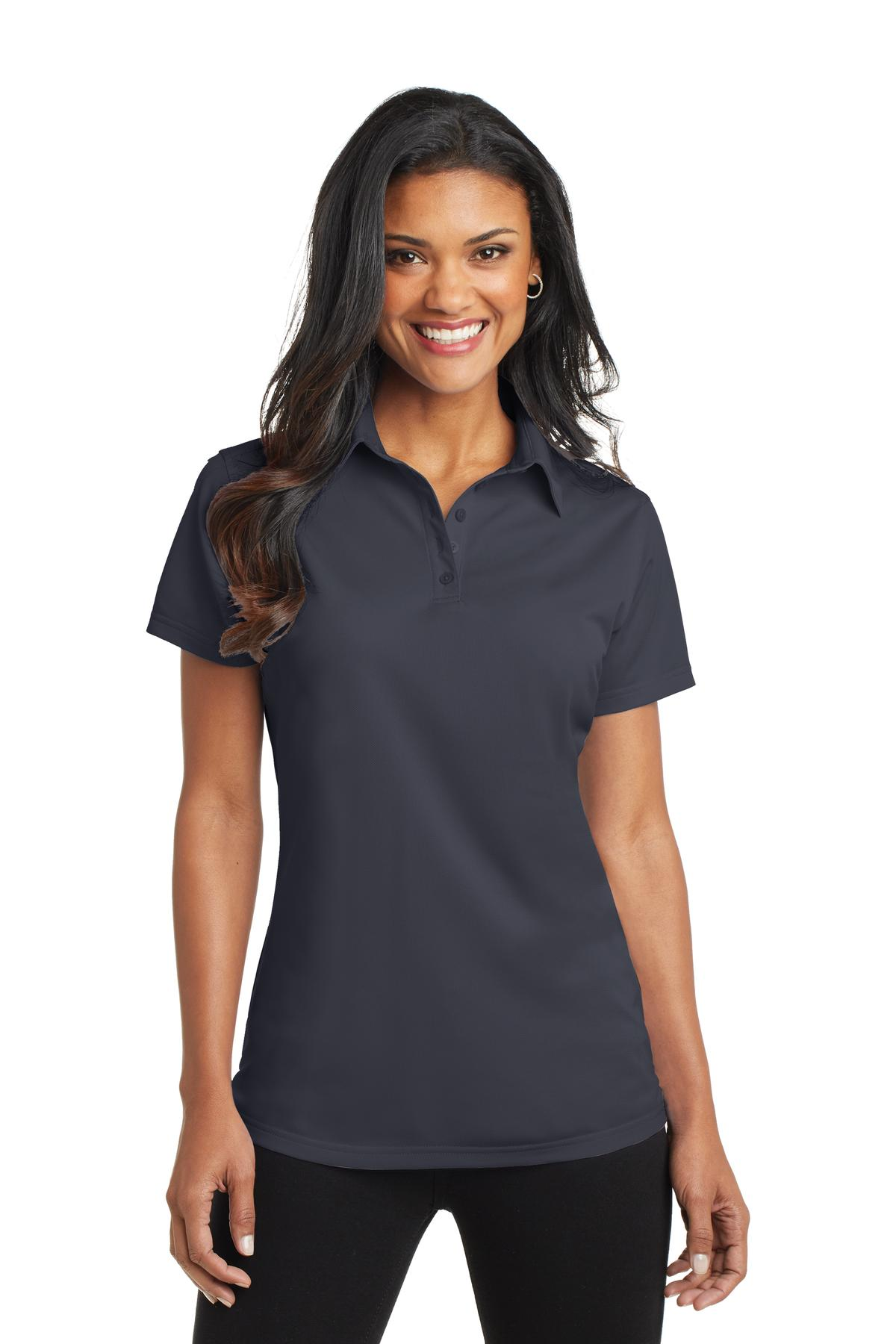 Port Authority® L571 - Ladies Dimension Polo