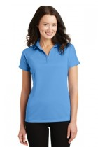 Port Authority® L575 - Ladies Crossover Raglan Polo
