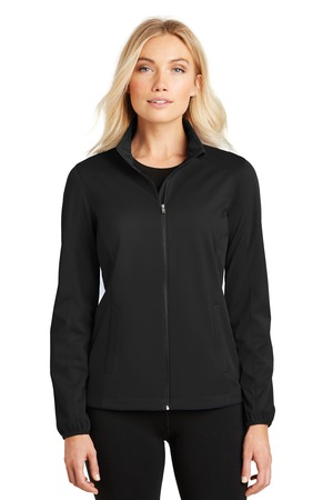 Port Authority® L717 - Ladies Active Soft Shell Jacket