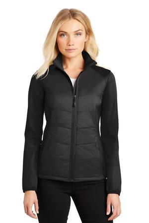 Port Authority®  L787 - Ladies Hybrid Soft Shell Jacket