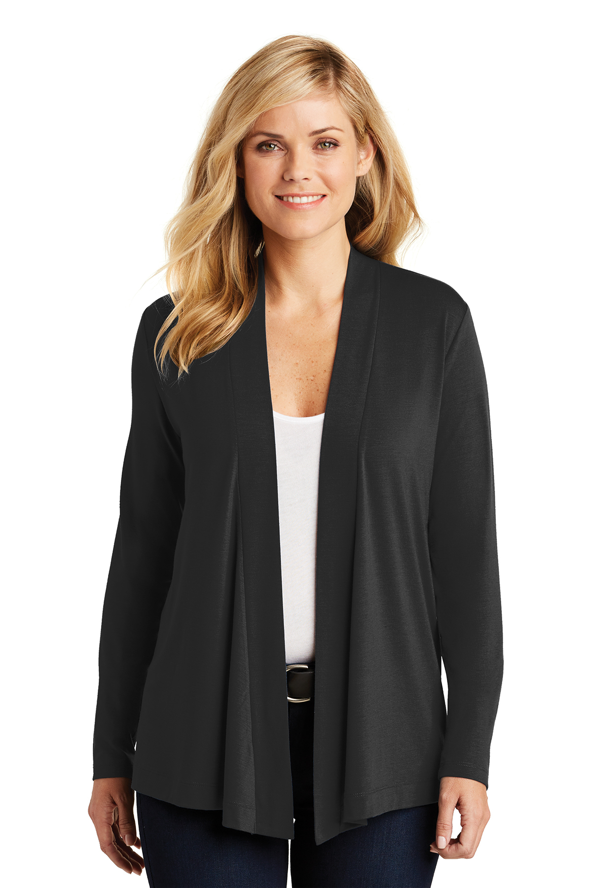 Port Authority L5430 - Ladies Concept Knit Cardigan