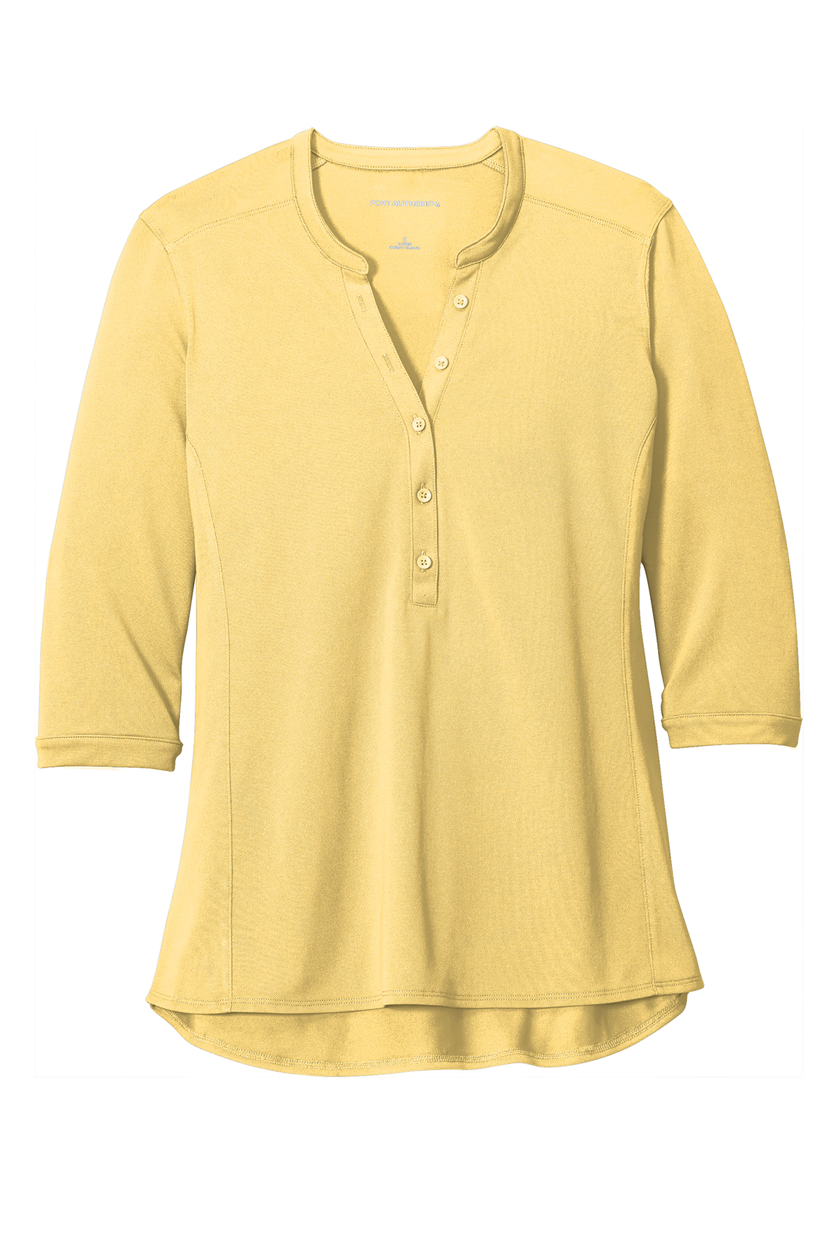 Port Authority LK750 - Ladies UV Choice Pique Henley