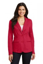 Port Authority® LM2000 - Ladies Knit Blazer