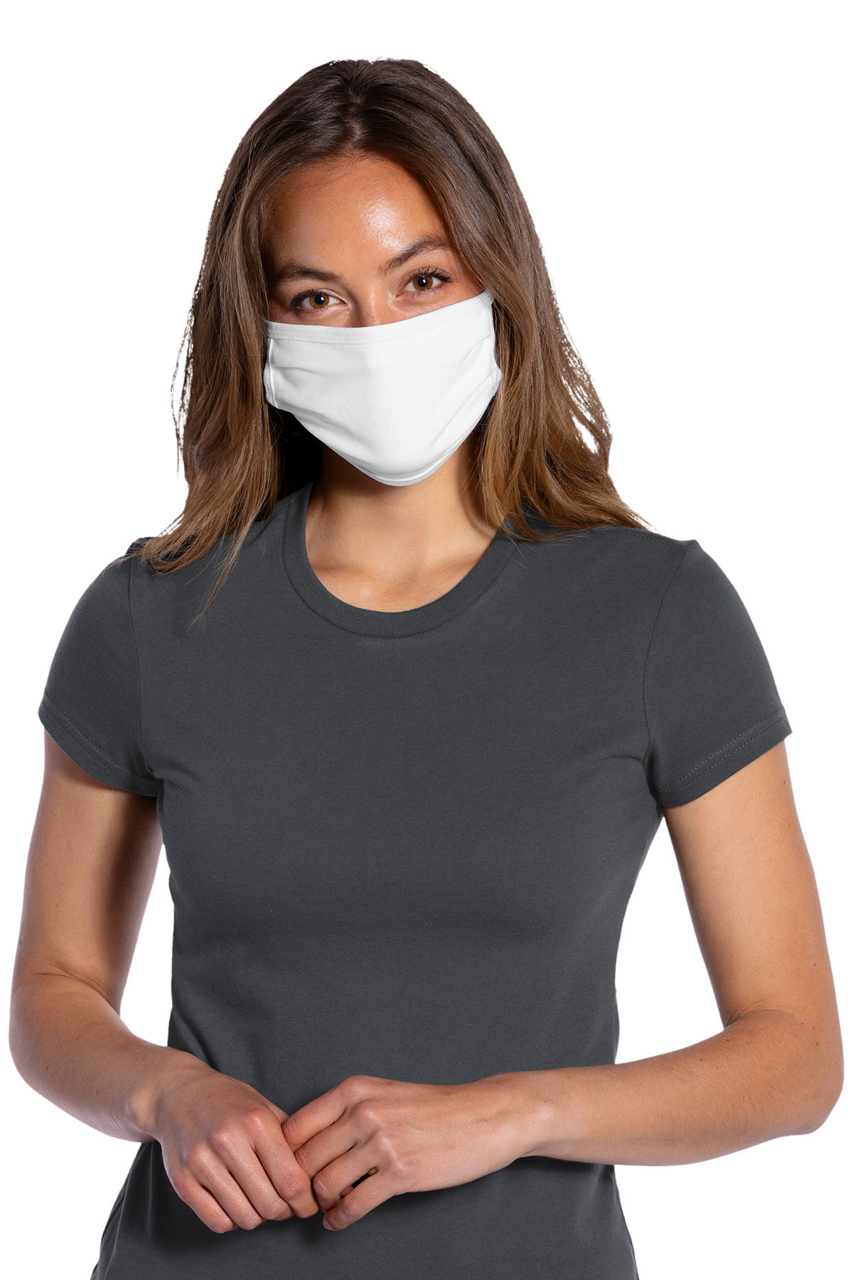 Port Authority® PAMASK05 - Cotton Knit Face Mask 5/Pack