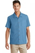 Port Authority® S662 - Textured Camp Shirt