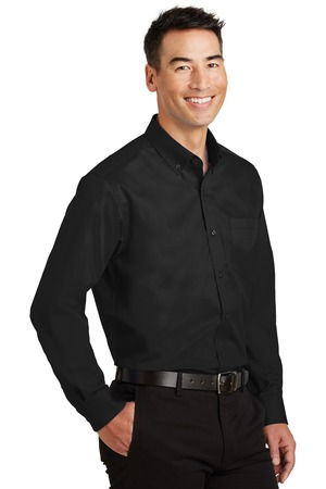 Port Authority® S663-SuperPro™ Twill Shirt