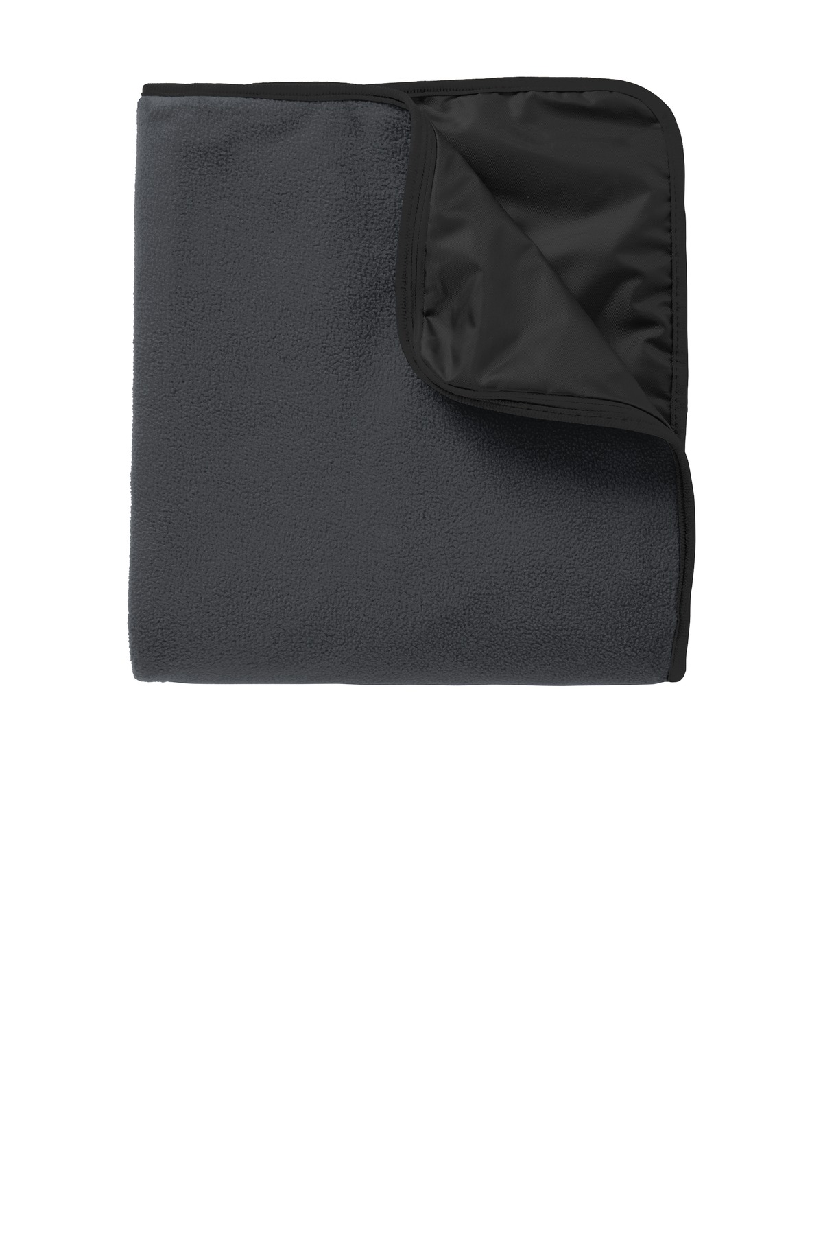Port Authority  TB850 - Fleece & Poly Travel Blanket
