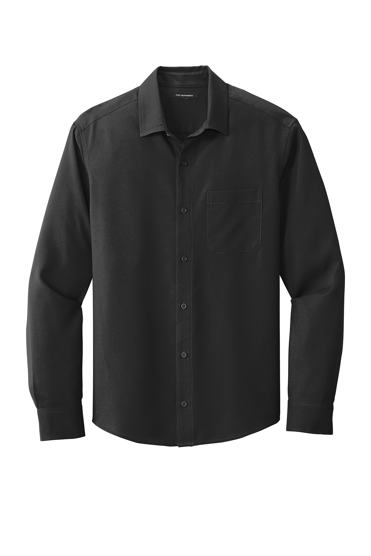 Port Authority W401 - Long Sleeve Performance Staff Shirt
