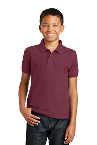 Port Authority Y100 - Youth Core Classic Pique Polo