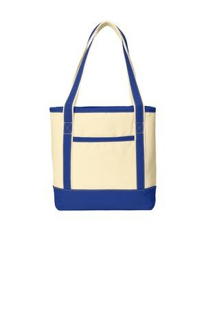 Port Authority BG412 - Medium Cotton Canvas Boat Tote