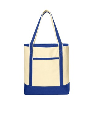 Port Authority BG413 - Large Cotton Canvas Boat Tote