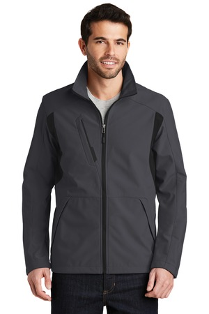 Port Authority J336 - Back-Block Soft Shell Jacket