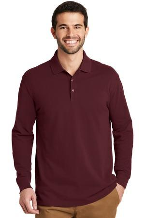 Port Authority K8000LS - EZCotton Long Sleeve Polo