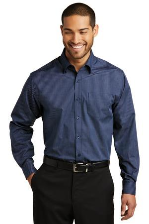 Port Authority W643 - Micro Tattersall Easy Care Shirt