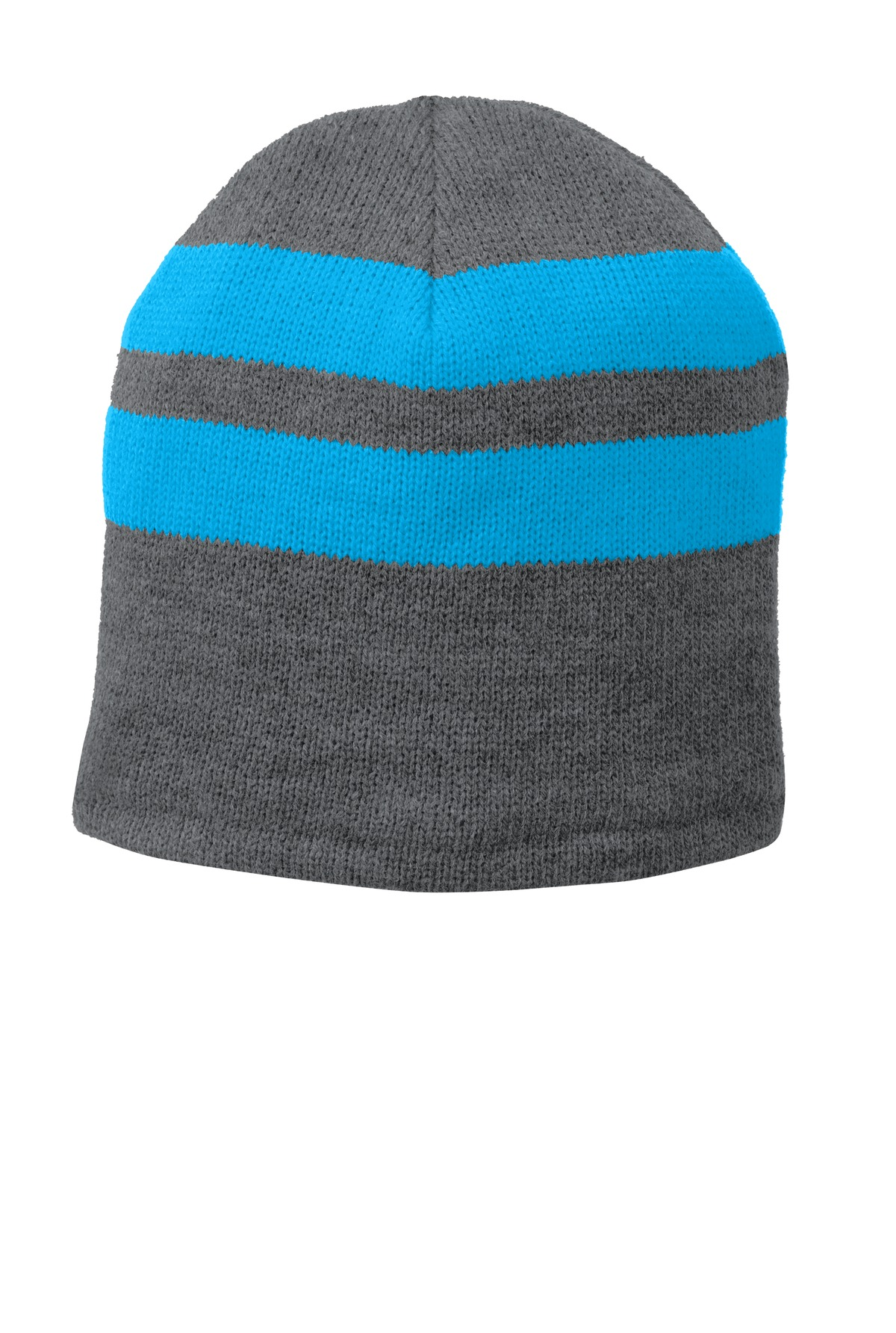 Port & Company  C922 - Fleece-Lined Striped Beanie Cap