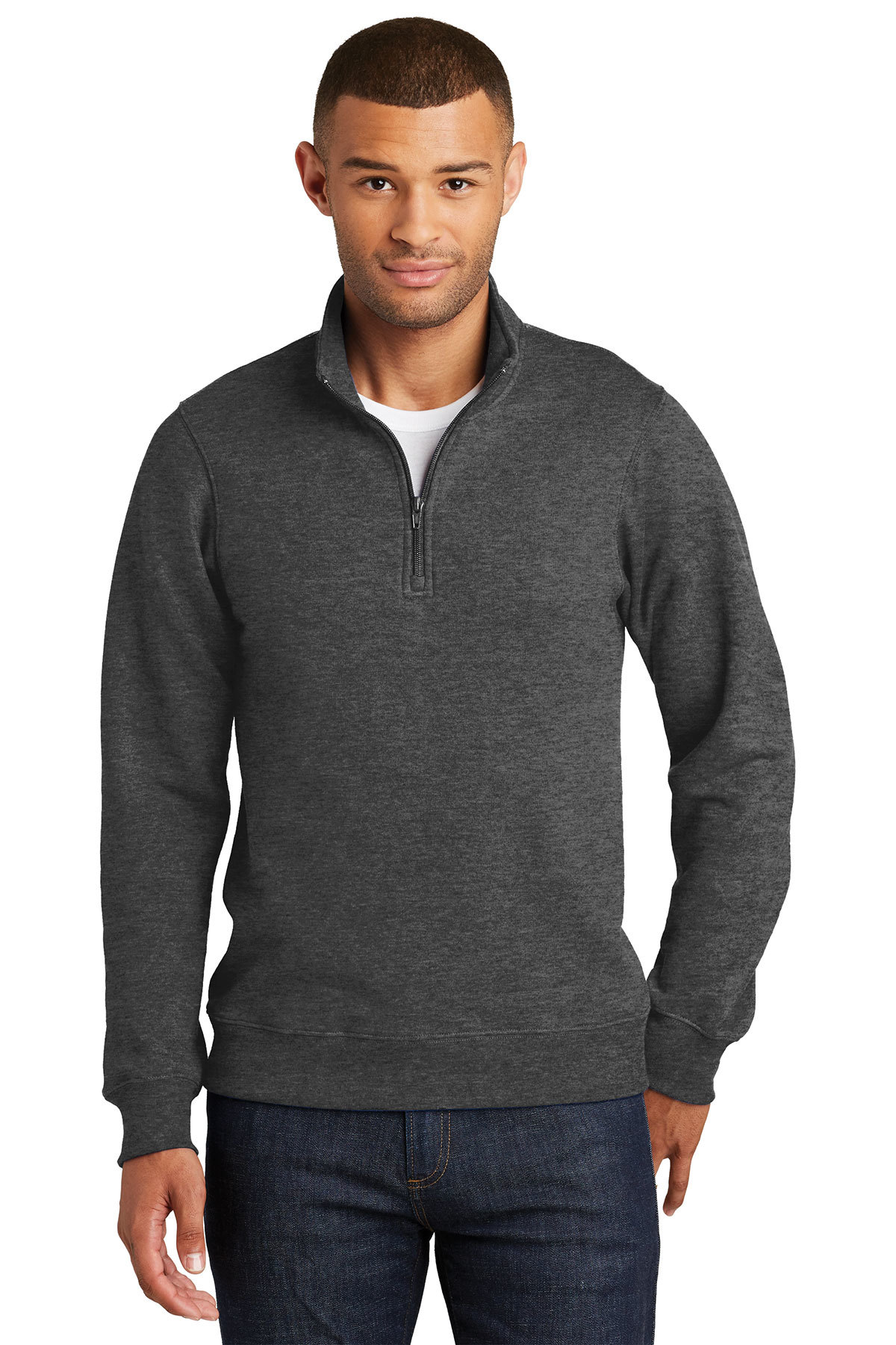 Port & Company PC850Q - Fan Favorite Fleece 1/4-Zip ...