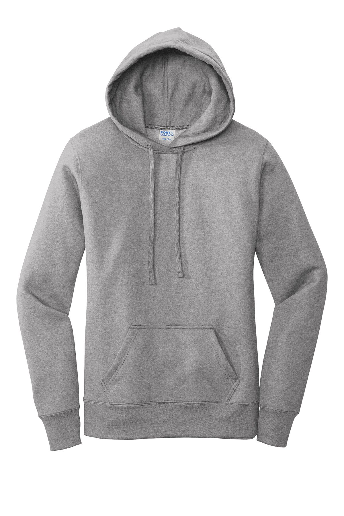 Port & Company ® LPC78H - Ladies Core Fleece Pullover ...