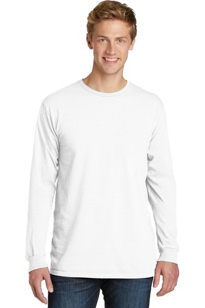 Port & Company® PC099LS - Pigment-Dyed Long Sleeve ...