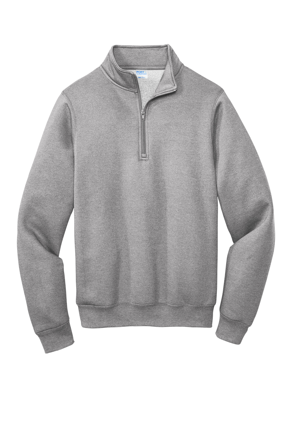 Port & Company ® PC78Q - Core Fleece 1/4-Zip Pullover ...