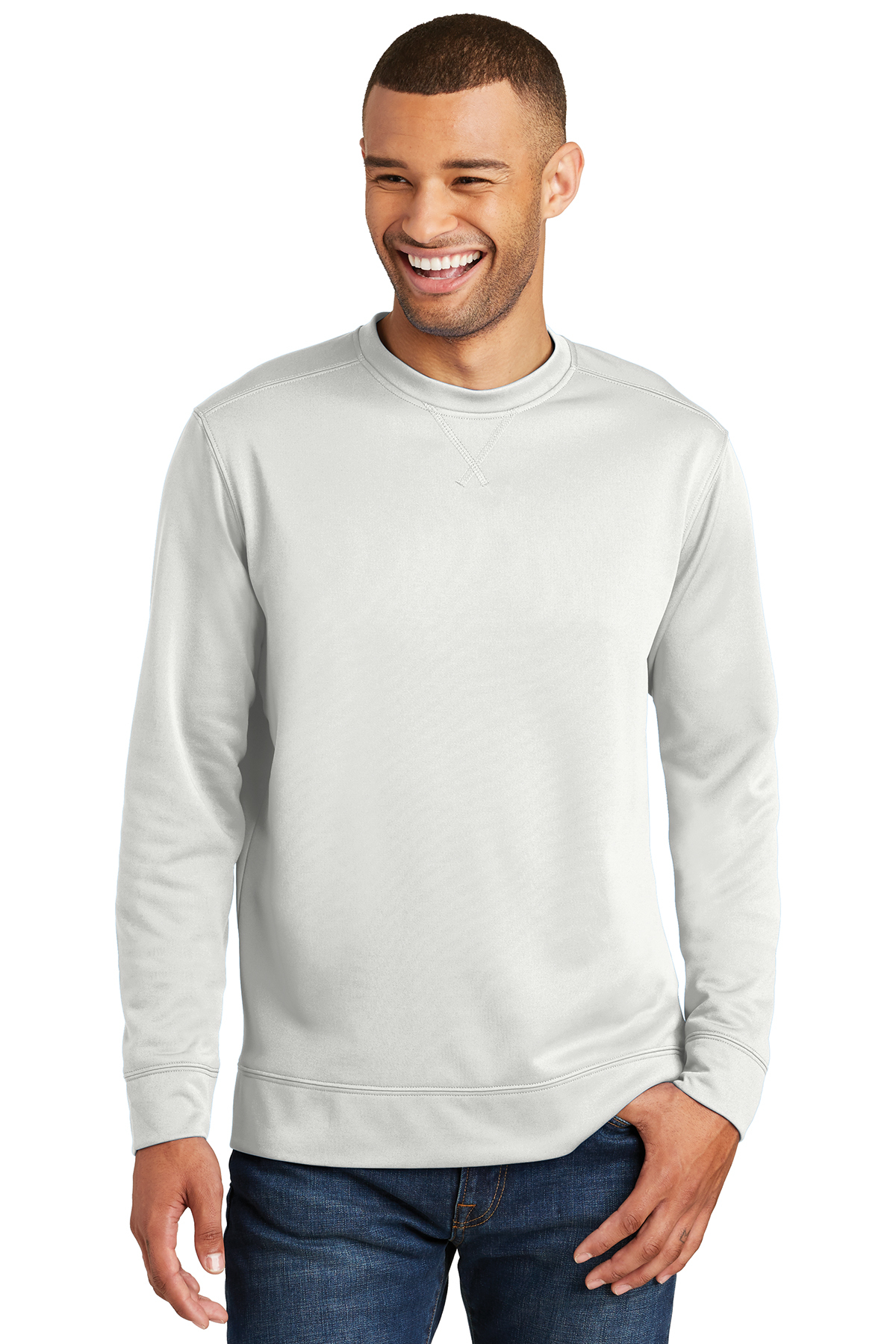 Port & Company PC590 - Performance Fleece Crewneck Sweatshirt