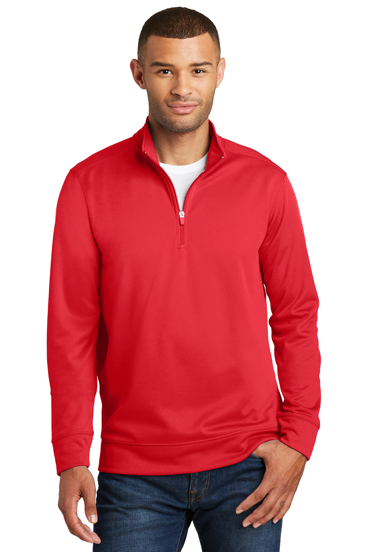 Port & Company PC590Q - Performance Fleece 1/4-Zip Pullover ...