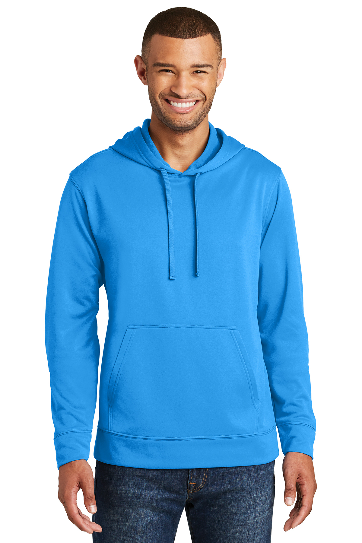 Port & Company PC590H - Performance Fleece Pullover Hooded Sweatshirt