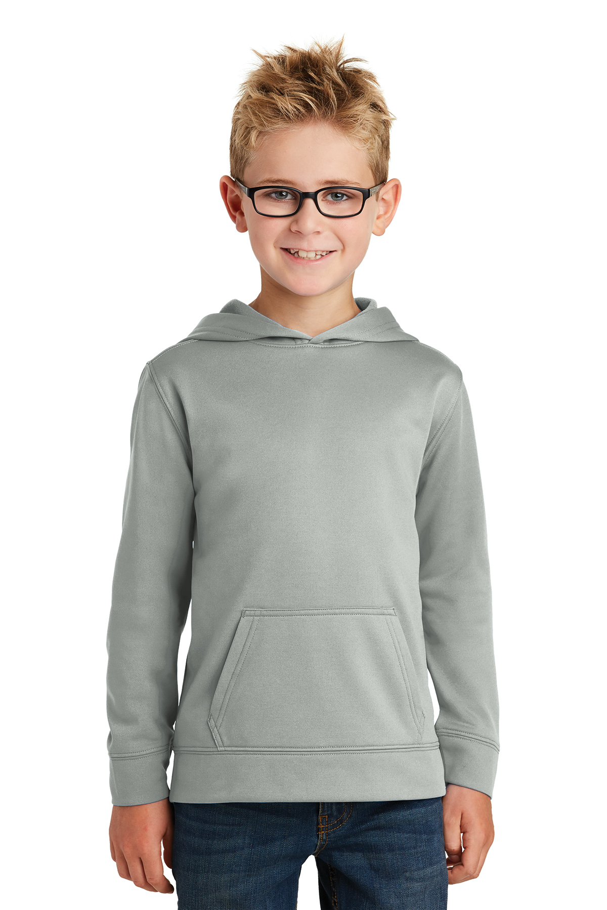 Port & Company PC590YH - Youth Performance Fleece Pullover ...
