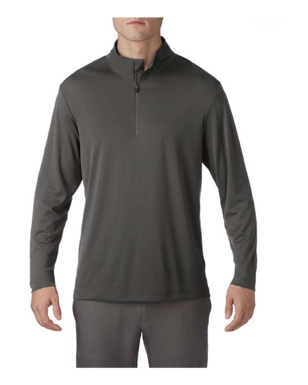 Prim + Preux 2037 - Unisex Energy Long Sleeve 1/4 Zip