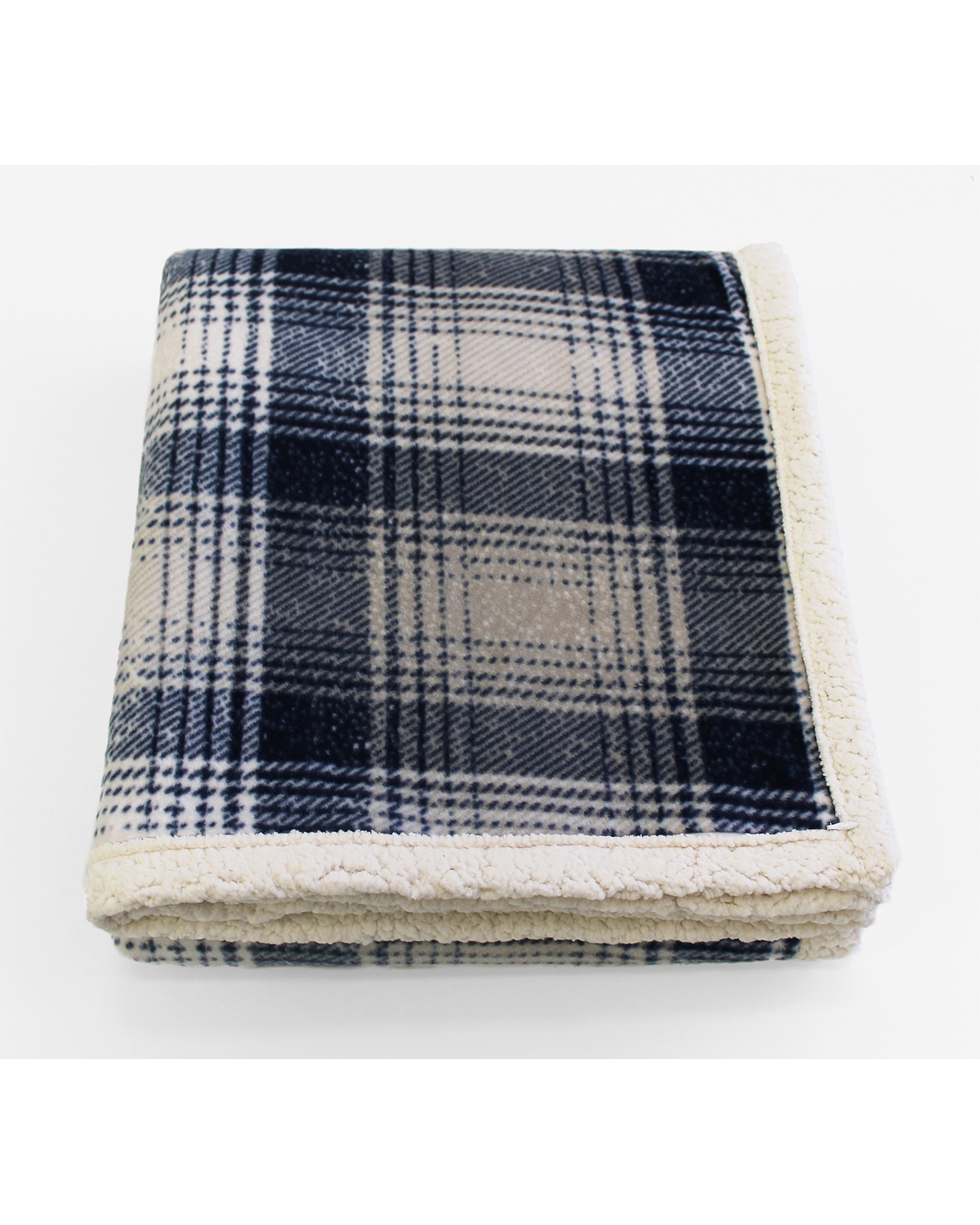 Pro Towels CTP5060 - Cottage Plaid Throw Kanata Blanket